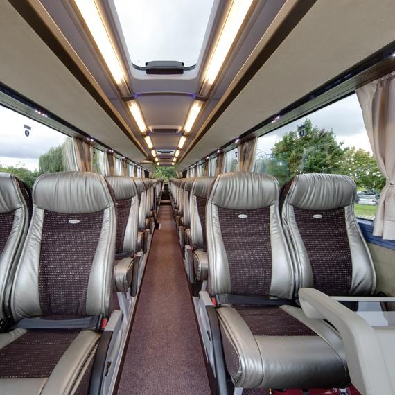 Avance 1020 reiseverkehr bussitze produkte kiel for Interior design kiel